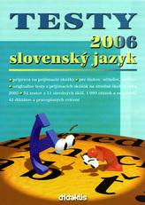 Testy 2006 slovenský jazyk