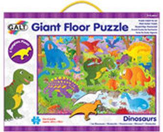 Galt - Velké podlahové puzzle – dinosauři