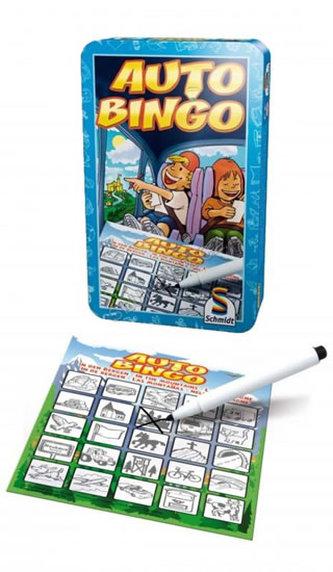 Auto Bingo - Společenská hra - neuveden