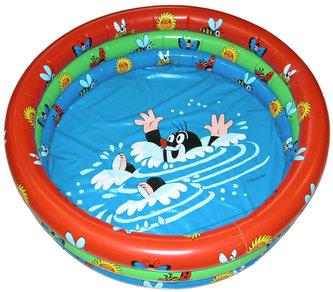 Krtek - Bazén dětský 122x20 cm - neuveden