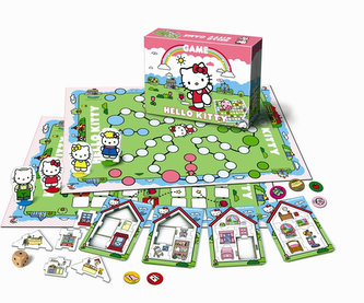 Bonaparte - Společenská hra - Hello Kitty - velká hra