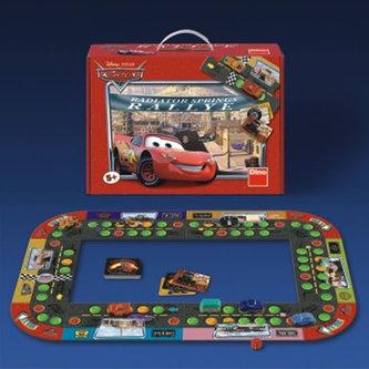 Auta - Radiator Springs rallye - hra - Disney - Pixar
