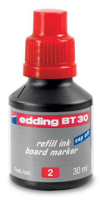 Inkoust tabulový EDDING BT 30, červený