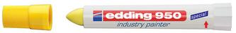 Průmyslová pasta EDDING 950, žlutá