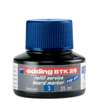Inkoust EDDING BTK 25, modrý