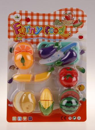 Krájecí jídlo - ovoce a zelenina