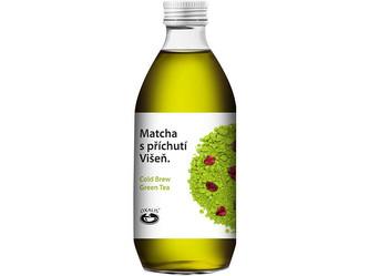 OXALIS Ledový nápoj Matcha s příchutí Višeň 330 ml