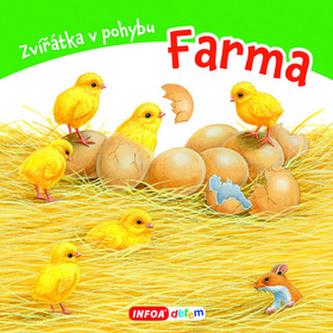 Zvířátka v pohybu - Farma - neuveden