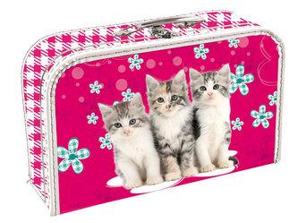 Kufřík papírový - Cats - neuveden