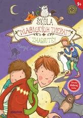 Škola magických zvierat 3.diel - Zhasnuté!