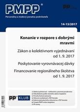 Personálny a mzdový poradca podnikateľa 14,15-2017