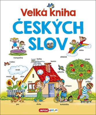 Velká kniha českých slov - Šamalíková Pavlína