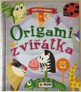 Papírové skládání ORIGAMI - Zvířátka