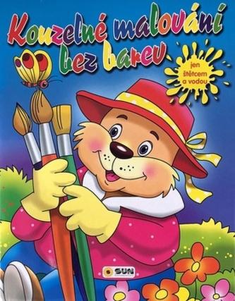 Medvídek - Kouzelné malování bez barev - neuveden