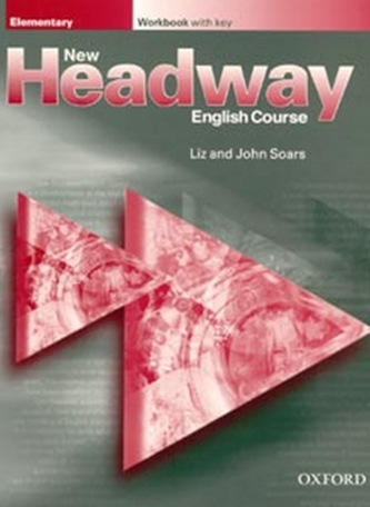 New Headway Elementary Workbook with key - John Soars; Liz Soars