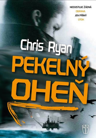 Pekelný oheň - Chris Ryan