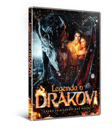 Legenda o drakovi - DVD