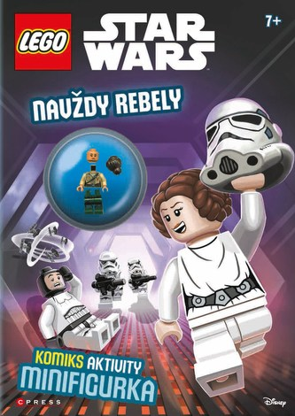 LEGO® Star Wars™ Navždy Rebely - kolektiv