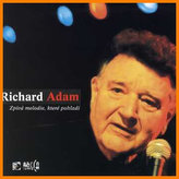 Adam Richard Zpívá melodie - CD