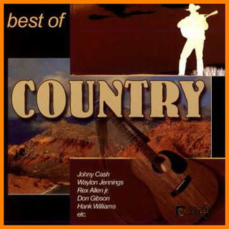 Best of Country - CD - neuveden