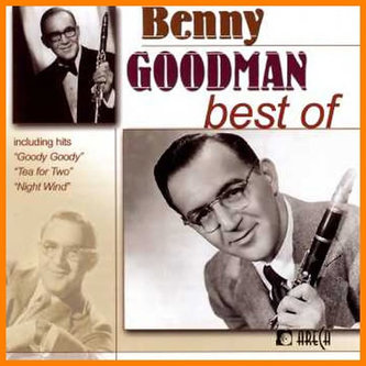 Benny Goodman -Best of - CD - Goodman Benny