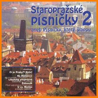 Staropražské písničky 2. - CD - neuveden