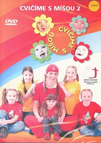 Cvičíme s Míšou 2 - DVD - neuveden