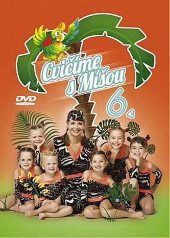 Cvičíme s Míšou 6 - DVD - neuveden