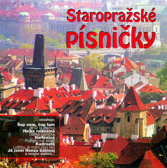 Staropražské písničky 1. - CD - neuveden