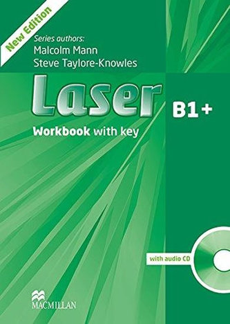 Laser Workbook B1 with key and CD Pack - Mann, Malcolm