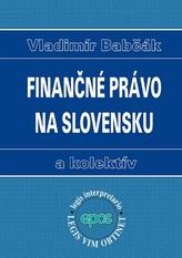 Finančné právo na Slovensku