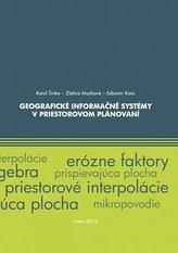 Geografické informačné systémy v priestorovom plánovaní