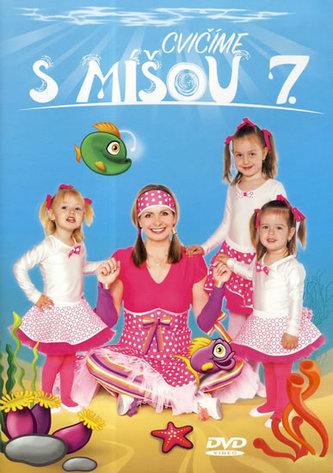 Cvičíme s Míšou 7. - DVD - neuveden