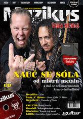 Škola Metalu - Nauč se sólo od mistrů metalu a staň se nekompromisním kytarovým hrdinou + CD
