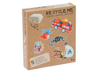 Re-cycle-me set pro kluky - Stojan na vajíčka - neuveden