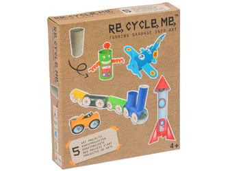 Re-cycle-me set pro kluky - Role od toaletního papíru - neuveden