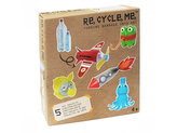 Re-cycle-me set pro kluky - PET lahev