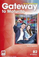 Gateway to Maturita 2nd Edition B2 | Student´s Book Pack