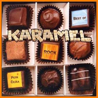 Petr Čejka & Karamel - Best of Karamel - CD - neuveden