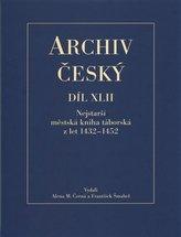 Archiv český XLII - Nejstarší městská kniha táborská z let 1432 – 1452