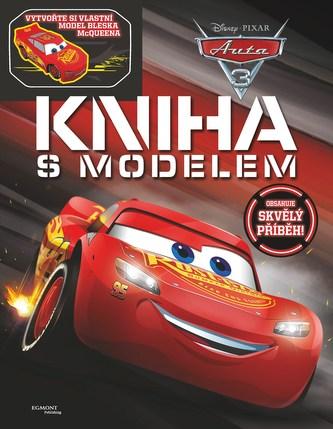 Auta 3 - Kniha s modelem - kolektiv