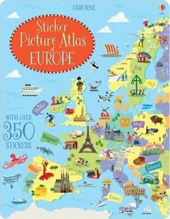 Atlas Of Europe - Melmoth, Jonathan