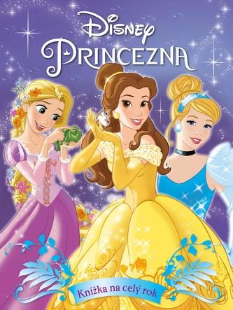Princezna - Knížka na celý rok - nemá autora