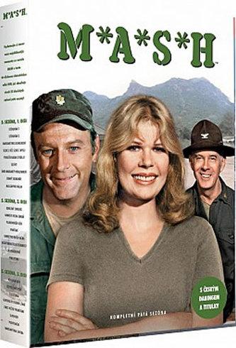 M.A.S.H. (seriál) - 5. sezóna (25 dílů) - 3DVD - neuveden