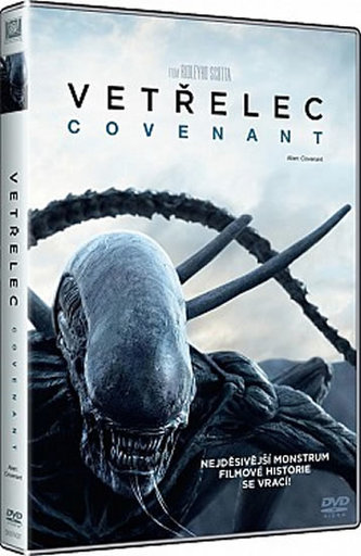 Vetřelec: Covenant - DVD - neuveden