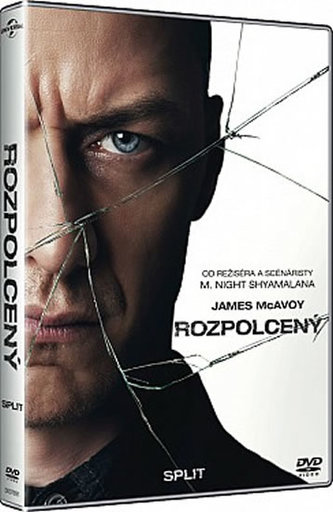 Rozpolcený - DVD - neuveden