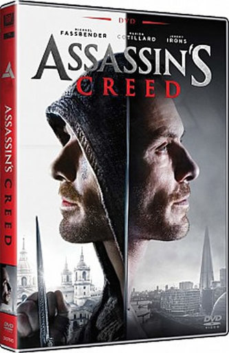 Assassin´s Creed - DVD - neuveden