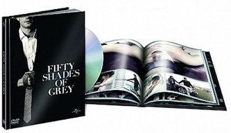Padesát odstínů šedi - DVDDB (Digibox) - neuveden