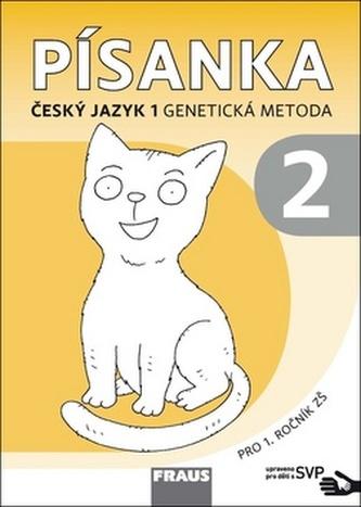 Písanka 1/2 Český jazyk 1 Genetická metoda - Karla Černá; Jiří Havel; Martina Grycová