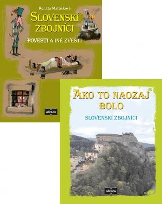Slovenskí zbojníci Ako to naozaj bolo - Renáta Matúšková; Jiří Holub